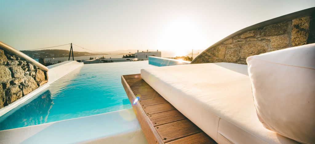 Honeymoon Suite With Outdoor Private Pool Jacuzzi